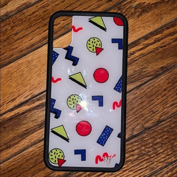 pretty nice 46751 8c371 Emma Chamberlain Wild Flower Iphone X Phone Case